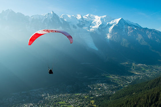 Kailash Parapente Chamonix - photo 1