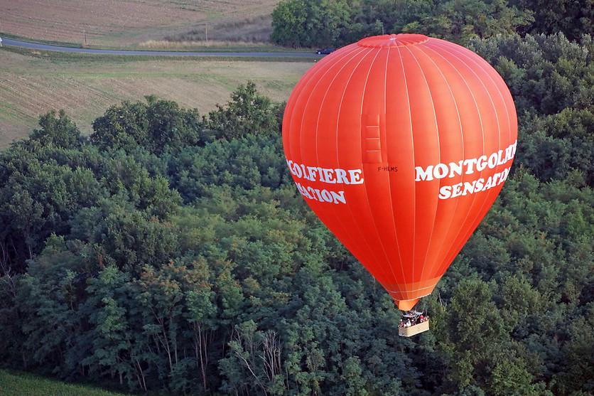 montgolfiere sensation 49