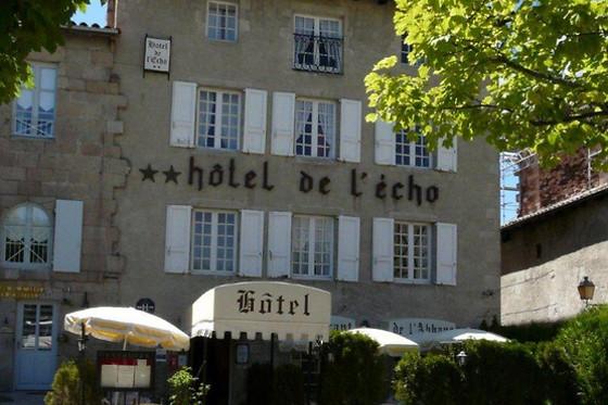 Sejour Pour 2 A LEcho Et LAbbaye La Chaise