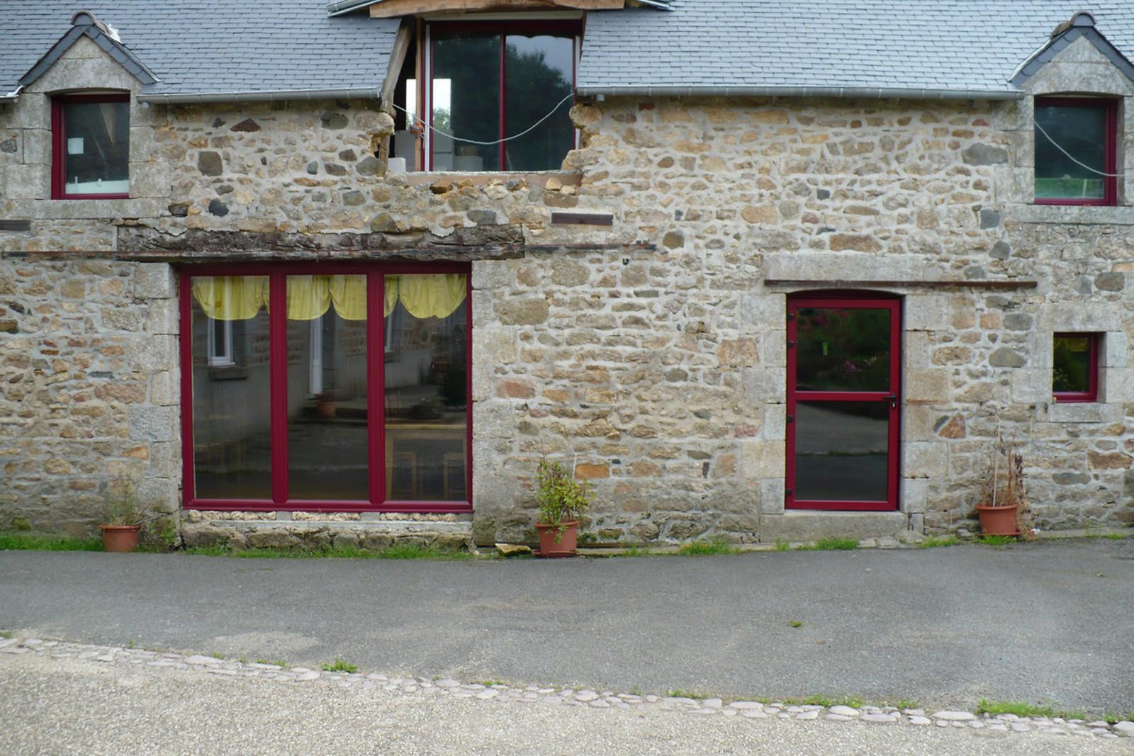 La Ferme Auberge La Ville Suzanne  Saint Donan