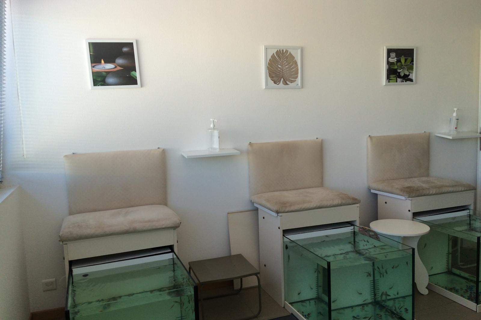une s ance de fish spa pour 2 garre o rufas kingersheim 68 wonderbox. Black Bedroom Furniture Sets. Home Design Ideas