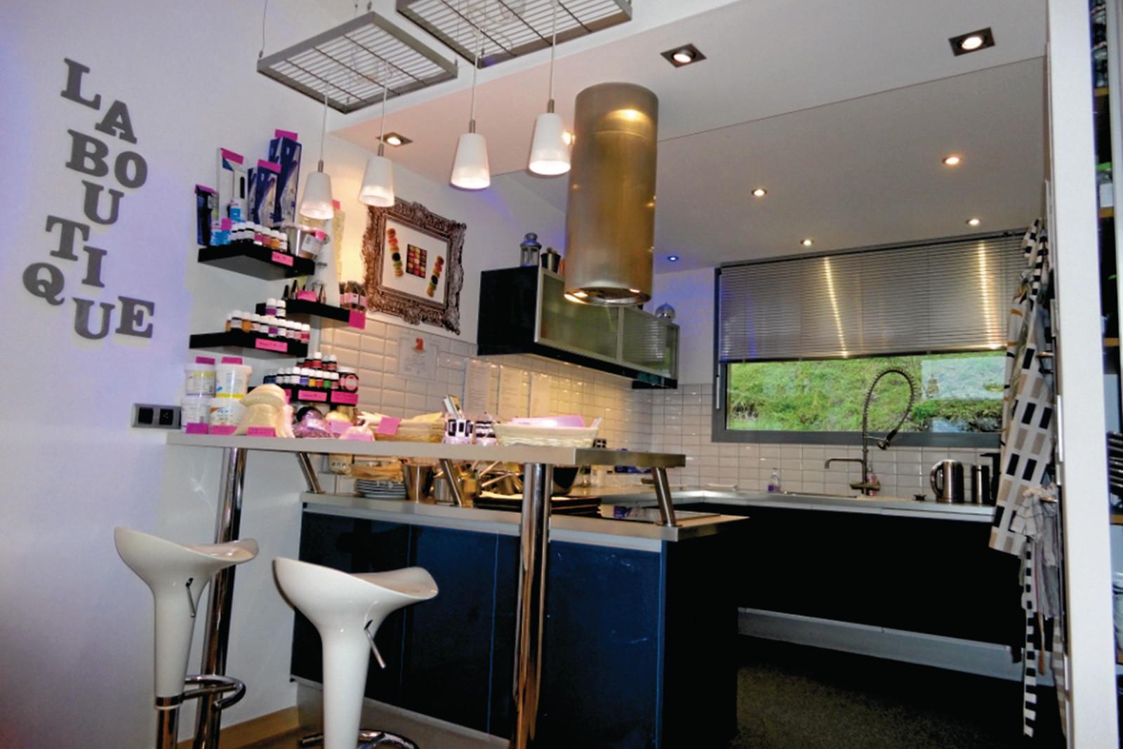 atelier p tisserie chez cyrille p tissier bonsecours 76 wonderbox. Black Bedroom Furniture Sets. Home Design Ideas