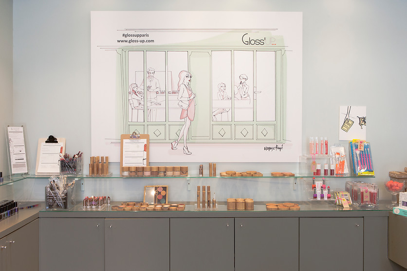 Maquillage chez Gloss'Up à Paris (75003) - photo 10