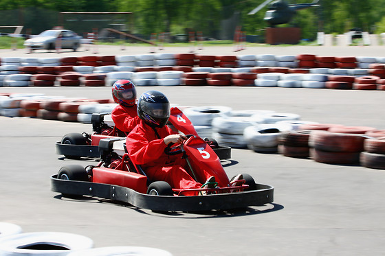 6 lots de karting - Karting Rioja - La Rioja (Espagne) - photo 0