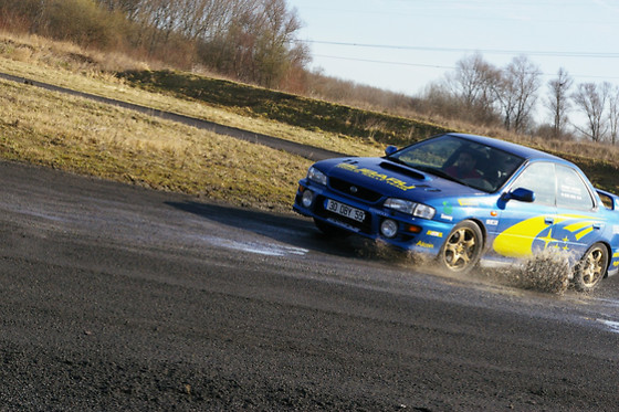 Pilotage d'une Porsche Cayman ou d'une Subaru WRX STI - Sprint Racing - Folembray (02) - photo 6