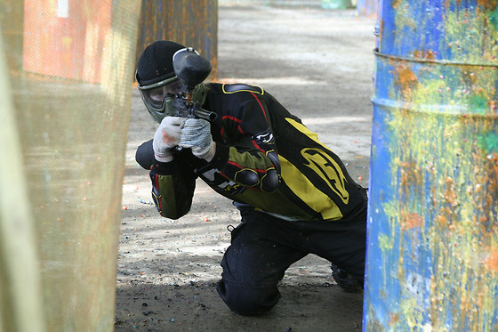 Partie de paintball en groupe - Shocker Zone - Angers (49) - photo 1