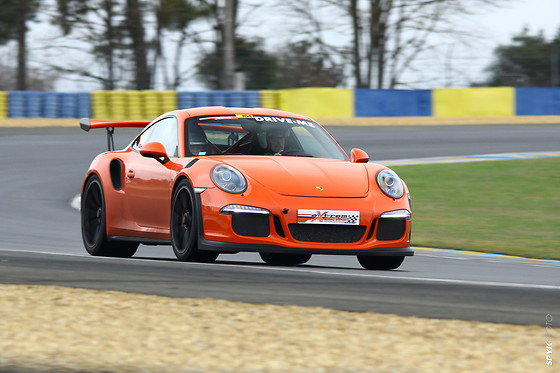 Pilotage d'une Porsche - Extrem Cars Events - Circuit de Clastres (02) - photo 0