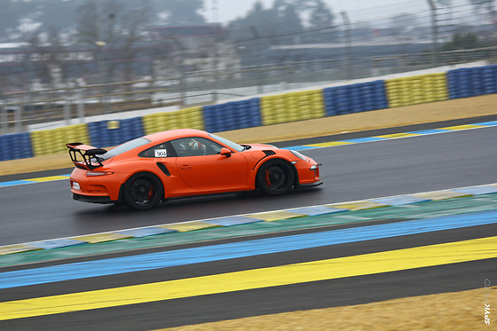 Pilotage d'une Porsche - Extrem Cars Events - Circuit de Clastres (02) - photo 1