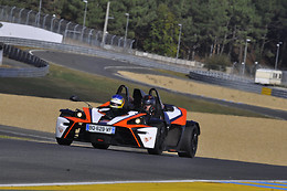 Pilotage d'une KTM X-BOW - Extrem Cars Events - Circuit des Ecuyers (02)