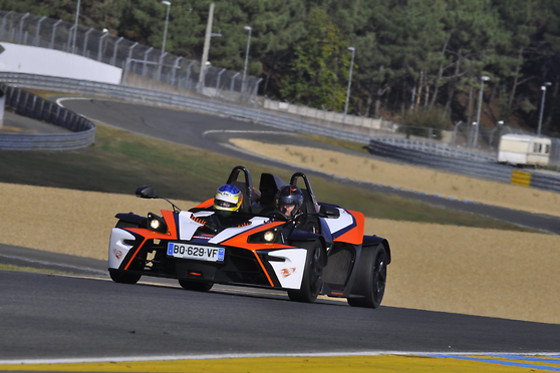 Pilotage d'une KTM X-BOW - Extrem Cars Events - Circuit des Ecuyers (02) - photo 1