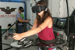 Realidad virtual en Box virtual en Majadahonda (Madrid)