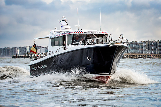 Tour en mer pour 2 - Water-Taxi.be (Blankenberge - Flandre occidentale) - photo 1