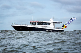 Tour en mer pour 2 - Water-Taxi.be (Blankenberge - Flandre occidentale)