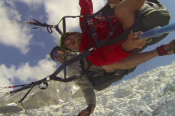 Kailash Parapente Chamonix - photo 2