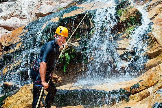 Session de canyoning pour 2 - Antipodes Sport Nature - Millau (12) - photo 0