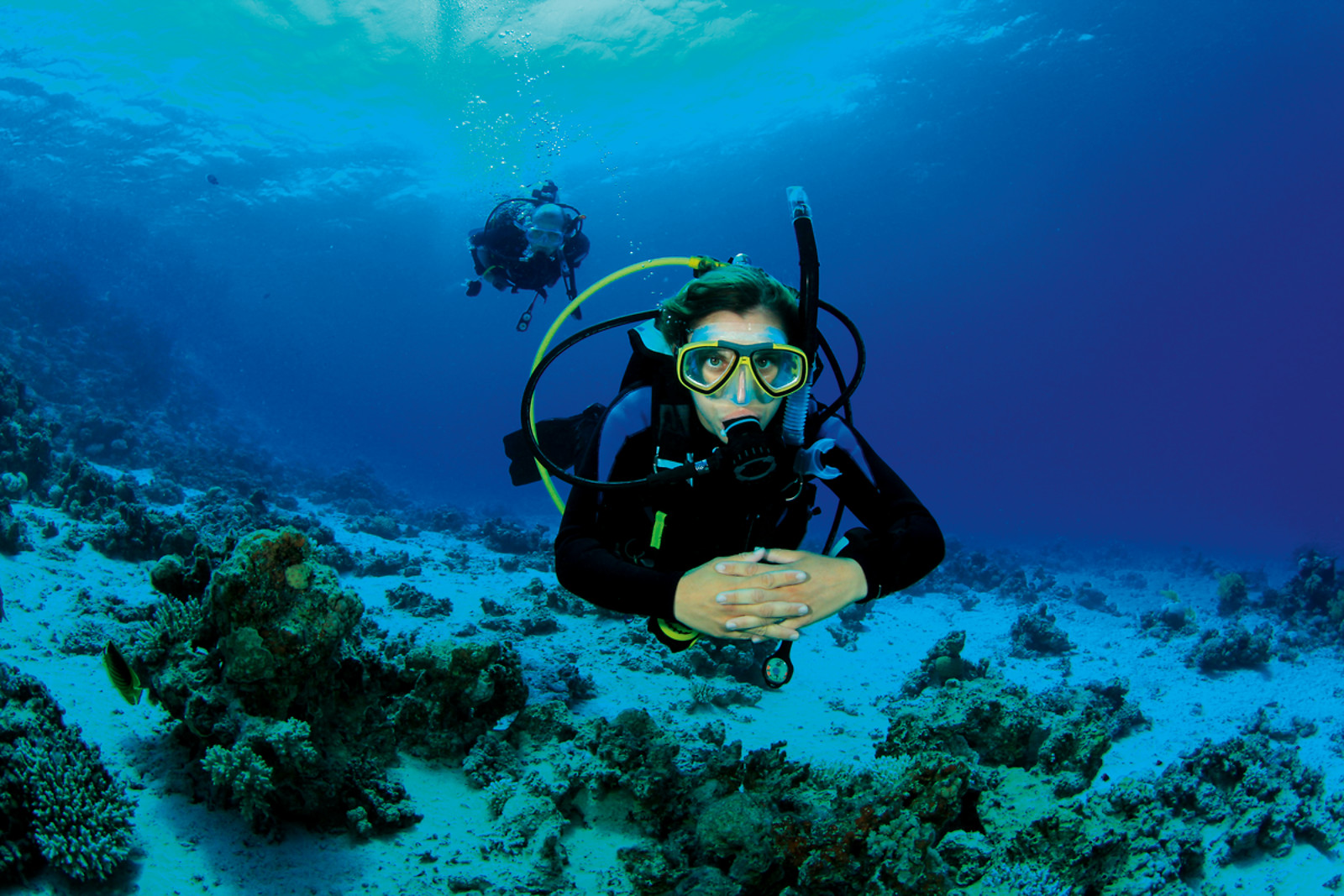 Super Baptême de plongée - Diving Calvi - Calvi (2B) - Wonderbox CZ27