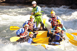 RAFTING SORT RUBBER-RIVER