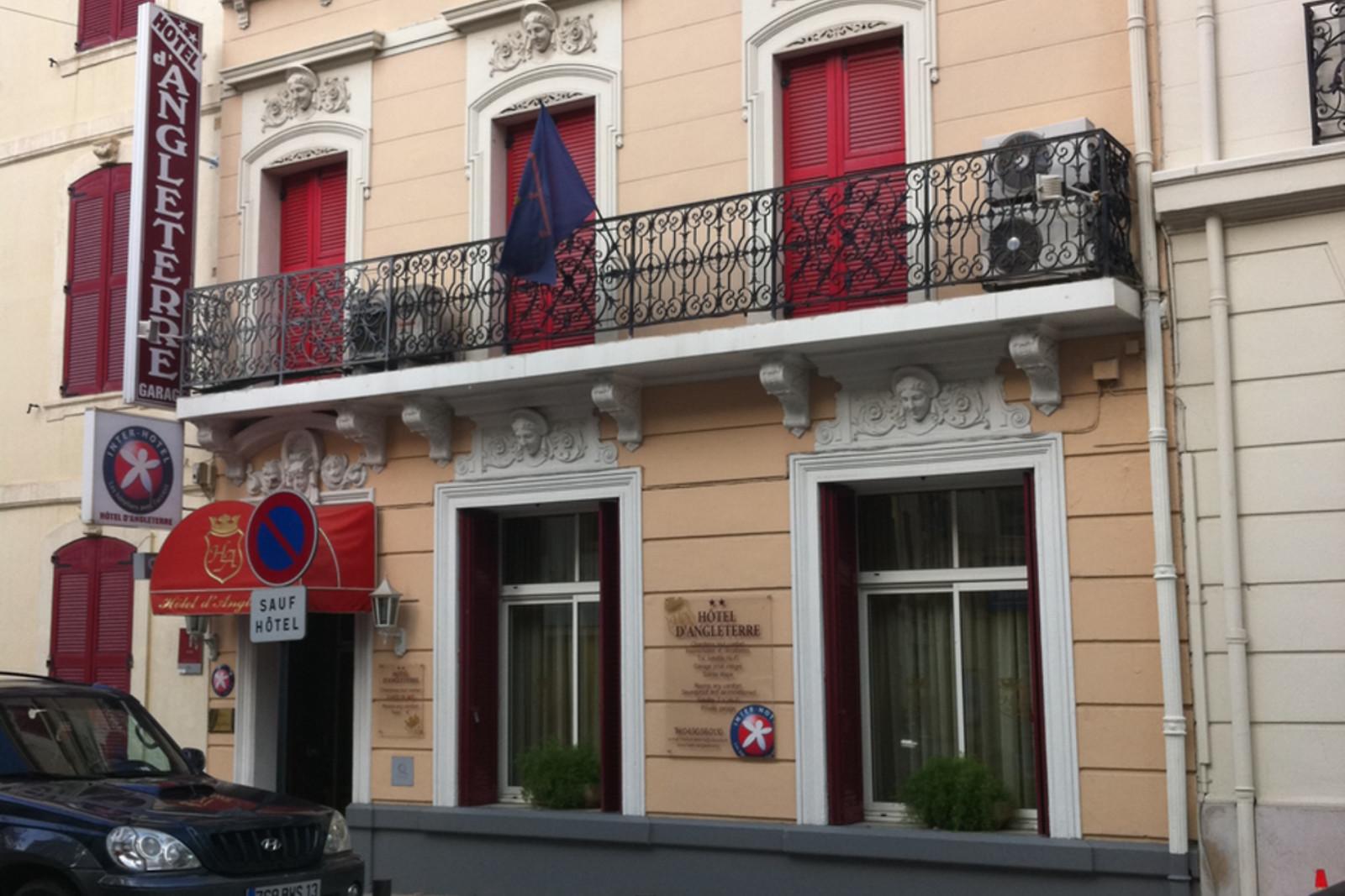 Nuit pour 2 l 39 h tel d angleterre salon de provence 13 for Hotel d angleterre salon de provence