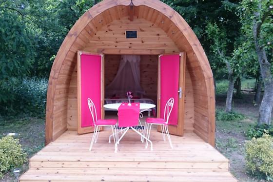 S jour pour 2 au jardin de sully saint p re sur loire for Camping jardin de sully saint pere sur loire 45