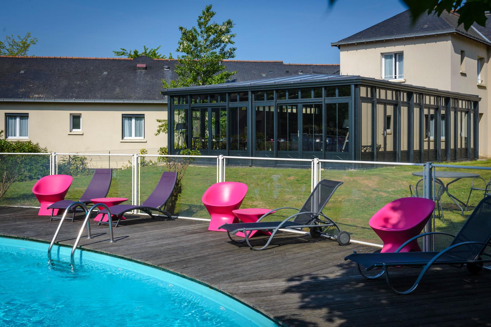 Hotel Formule  Doue La Fontaine