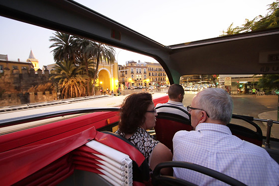 Visite panoramique en bus - City Sightseeing Sevilla - Séville (Espagne) - photo 1