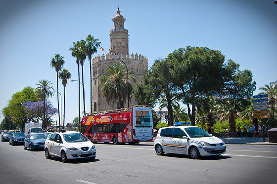 Visite panoramique en bus - City Sightseeing Sevilla - Séville (Espagne) - photo 2