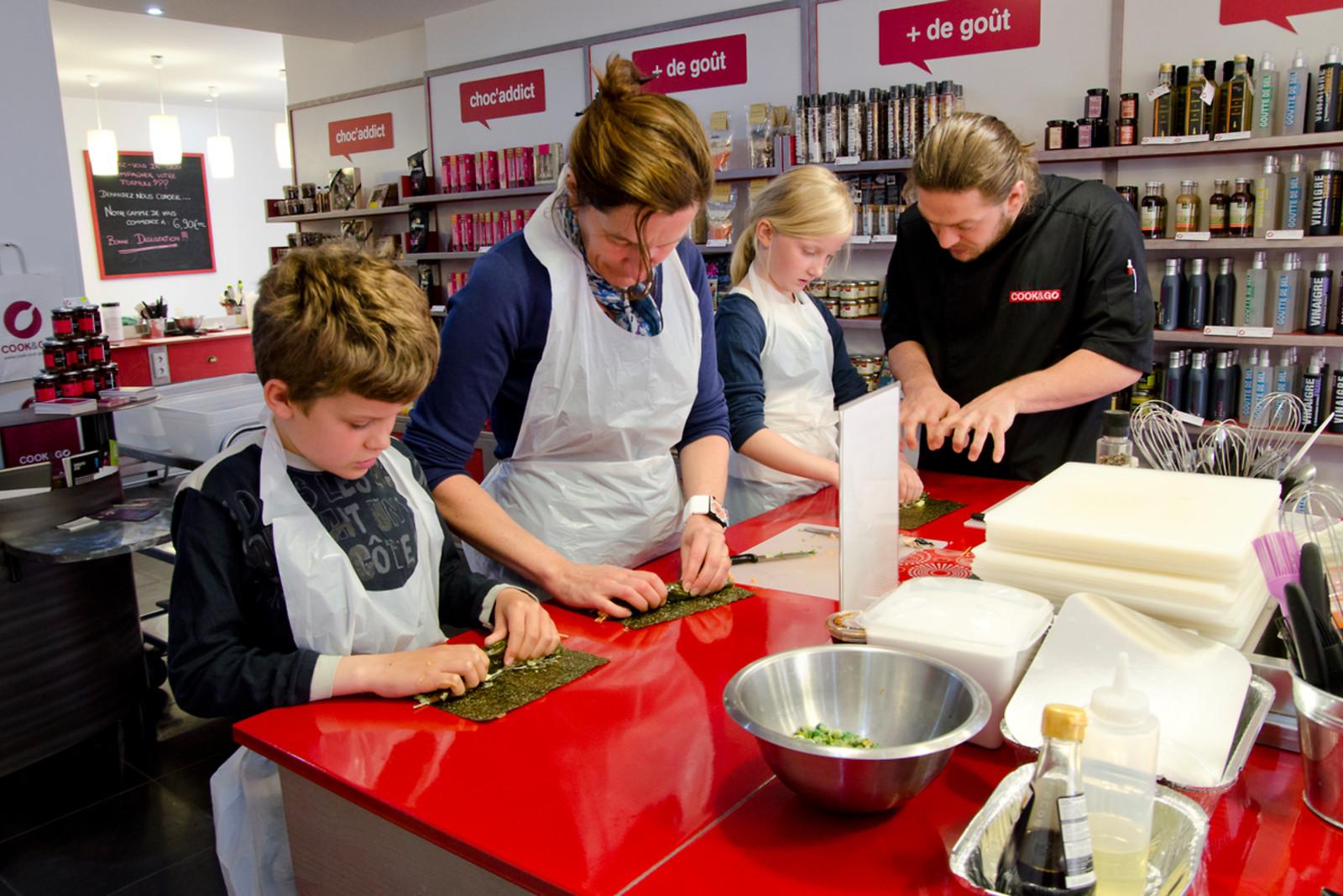 Atelier cuisine avec cook go wonderbox - Cuisiner avec un rice cooker ...