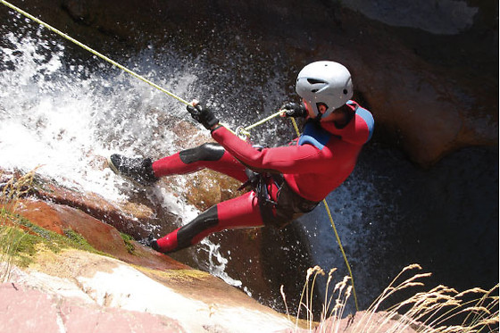 Session de canyoning pour 2 - Canyoning Aventure - Grenoble (38) - photo 3