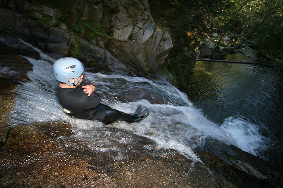 Session de canyoning pour 2 - Canyoning Aventure - Grenoble (38) - photo 1