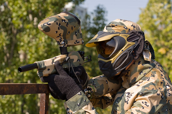 PAINTBALL CAMP - photo 0