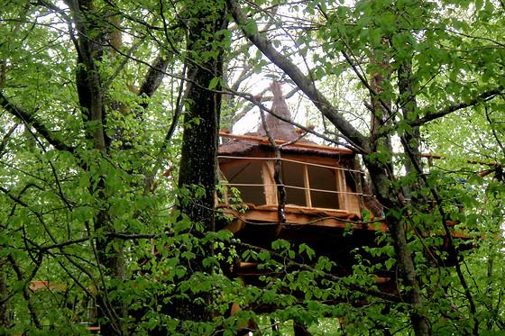 s jour pour 2 aux cabanes du bois clair ranchot 39 wonderbox. Black Bedroom Furniture Sets. Home Design Ideas