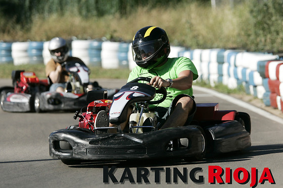 6 lots de karting - Karting Rioja - La Rioja (Espagne) - photo 2
