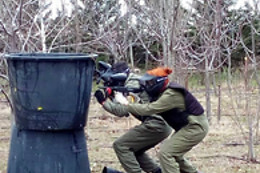 Desafio Paintball Madrid en Villanueva del Pardillo (Madrid)