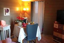 s jour gourmand en chalet cosy 2 au passe tant. Black Bedroom Furniture Sets. Home Design Ideas