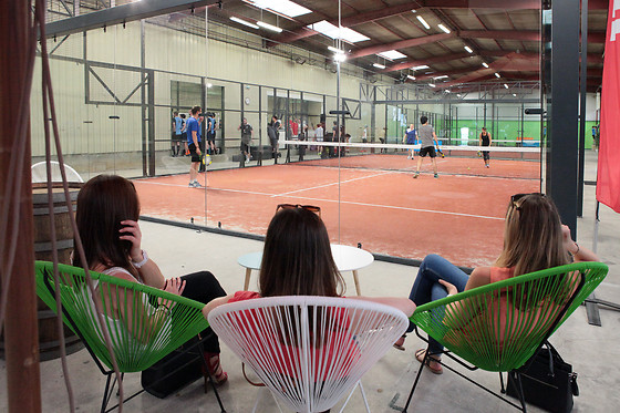 Séance de padel en groupe - Le Sporting Club - Saint-Herblain (44) - photo 0