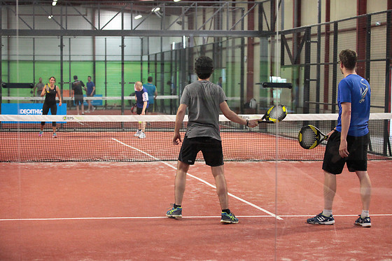 Séance de padel en groupe - Le Sporting Club - Saint-Herblain (44) - photo 1