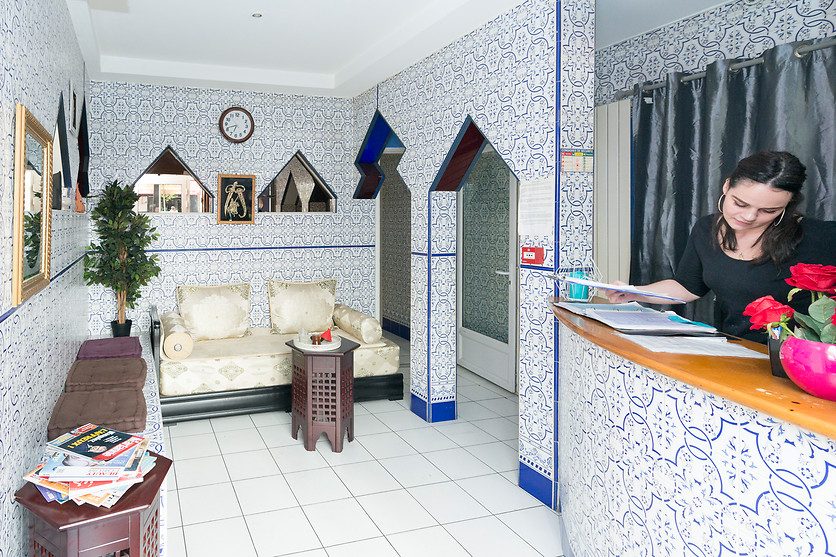 Rendez-vous détente au Hammam Stalingrad à Paris (75010) - photo 8