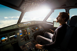 Simulateur de vol en A320 ou avion de chasse - AviaSim - Paris (75013)