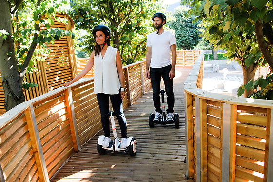 Location d'un hoverboard - Gyrocom 06 - Nice (06) - photo 2