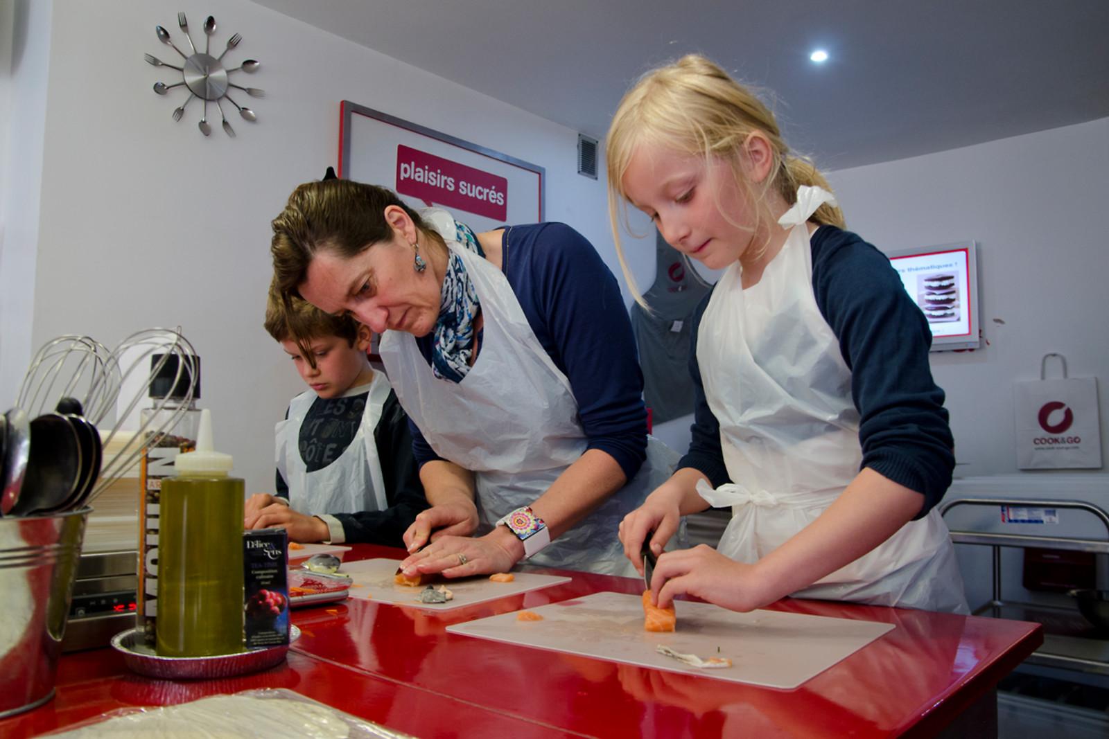 Atelier de cuisine pour 1 avec cook go rennes 35 - Atelier cuisine rennes ...