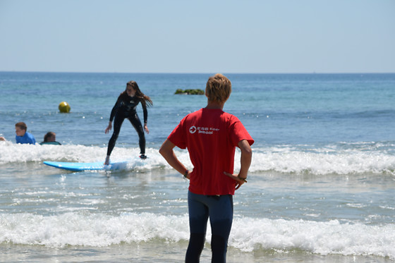 Surf, bodyboard ou stand-up paddle pour 2 - ESB Kloar - Clohars-Carnoët  (29) - photo 5