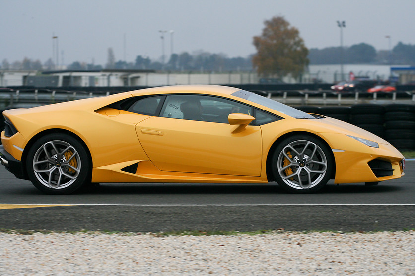 Pilotage Lamborghini Huracan ou Gallardo Superleggera - Sensations Lives - Le Mans (72) - photo 9