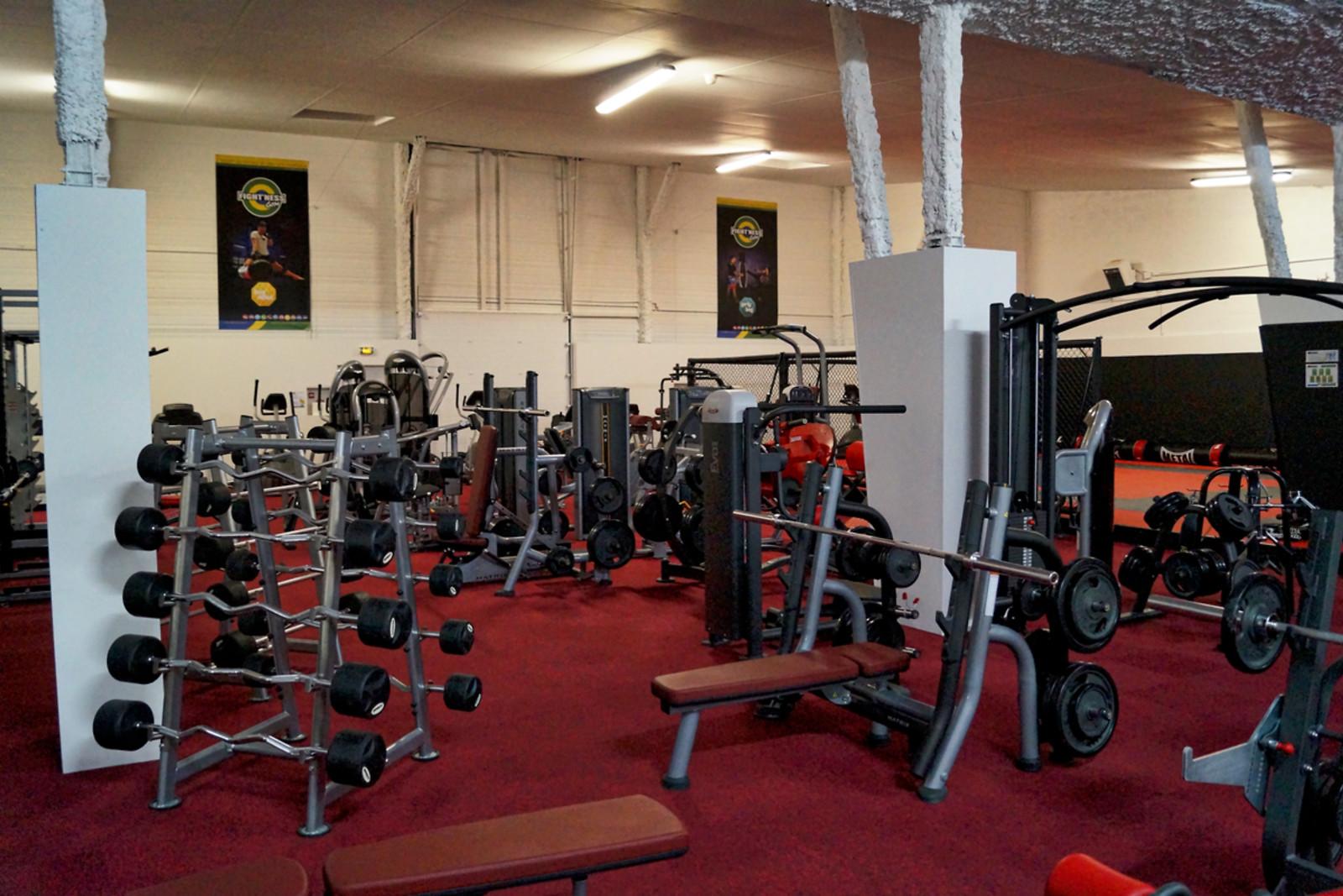 acc s la salle de sport fight 39 ness gym bordeaux m rignac 33 wonderbox. Black Bedroom Furniture Sets. Home Design Ideas