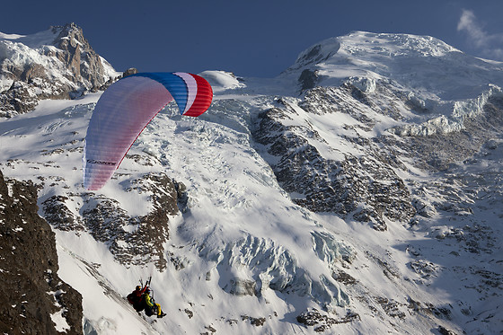 Vol en parapente - Wing Over Chamonix - Chamonix (74) - photo 1