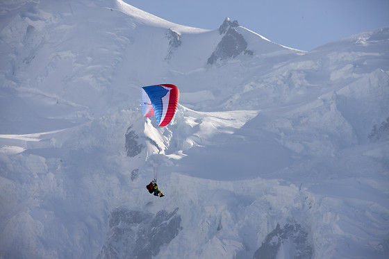 Vol en parapente - Wing Over Chamonix - Chamonix (74) - photo 6
