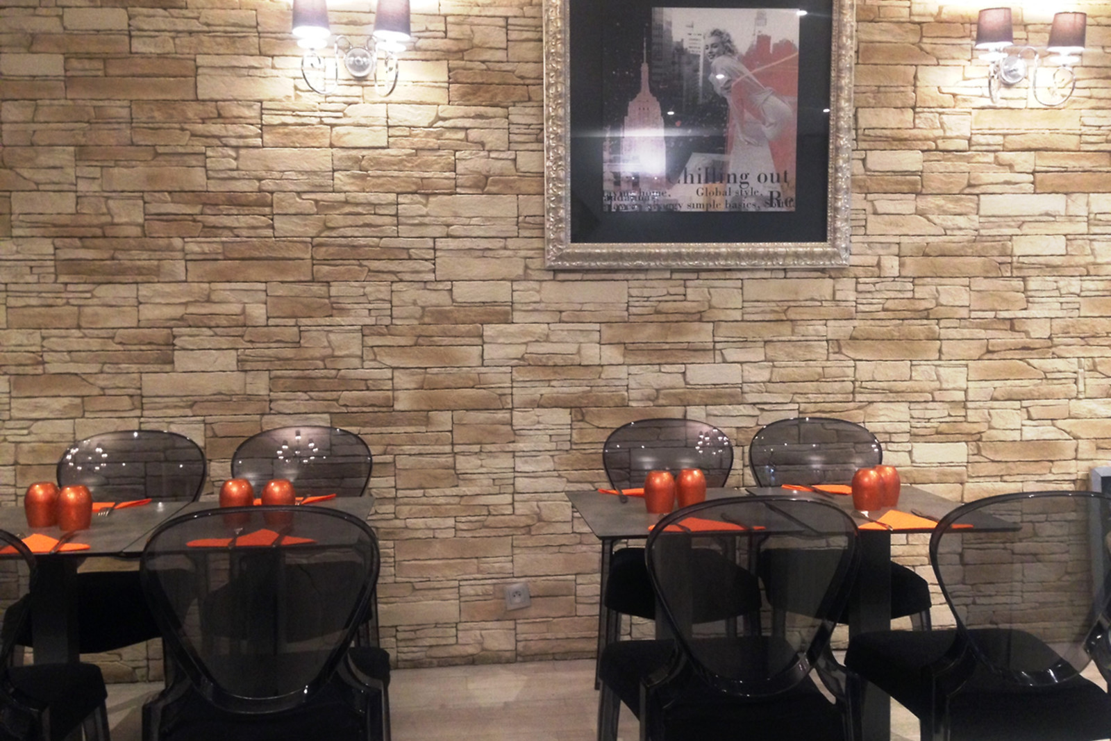 un repas pour 2 personnes l 39 atelier libanais paris 75009 wonderbox. Black Bedroom Furniture Sets. Home Design Ideas