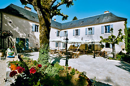 Hotel The Originals Le Moulin de Mitou