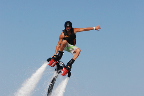 Session de flyboard - Incentive Jet - Hyères (84) - photo 1