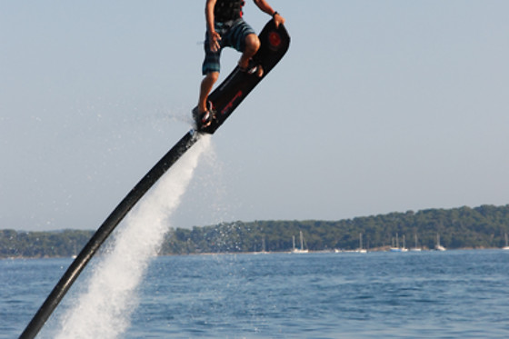 Session de flyboard - Incentive Jet - Hyères (84) - photo 2