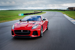 Pilotage en Jaguar F-TYPE SVR - GT Drive - Circuit Paul Ricard Driving Center (83)